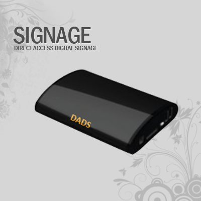 Direct Access Digital Signage