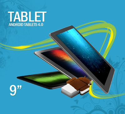 Android Tablet 4.0